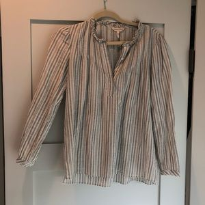 La vie Rebecca taylor striped top